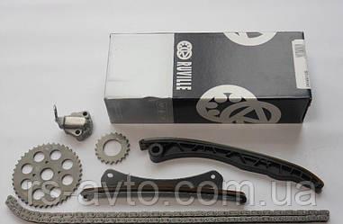 Комплект ГРМ Fiat Doblo, Фиат Добло 1.3jtd Ruville 34580.10s