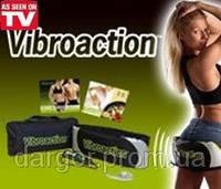 Пояс для схуднення Vibroaction, фото 1