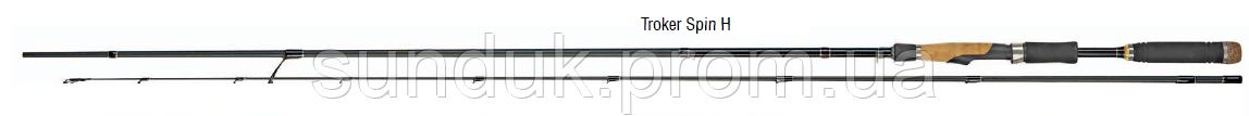 Спиннинг Konger Troker Spin H 2.40m (15-40g)