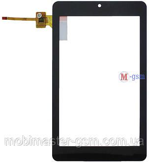 "Тачскрин (сенсорный экран) 7"" Prestigio MultiPad PMP5870C (p/n: RS7F224_v3.4 ZR) черный, фото 2"