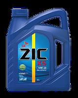 Моторное масло ZIC X5 10W - 40 DIESEL 6л.(Ю.Корея).