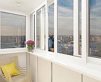 Слайдинговые балконы