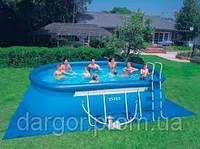 "Надувной бассейн ""Oval frame pool set"" Intex 54432, фото 1"