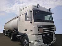 Перевезення нафтопродуктів автоцистернами по всій Україні об`ємом до 40 000 м.куб.