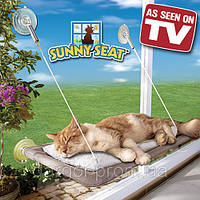 ОКОННАЯ КРОВАТЬ ДЛЯ КОТА SUNNY SEAT WINDOW MOUNTED CAT BED