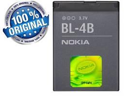 Аккумулятор батарея BL-4B для Nokia 2630 2760 7070 7500 N76 оригинальный