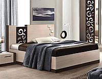 Кровать Сага 140 160 180 двуспальная, фото 1