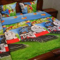 Детский полуторный постельный комплект 1093