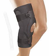 Ортез коленный с поддержкой для коленной чашечки  и эластичной опорой Genucare ligament