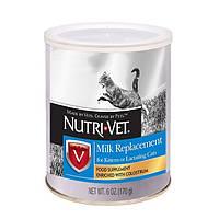 Заменитель молока Nutri-Vet Kitten Milk для котят, 170 г
