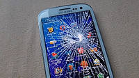 Что делать если разбился экран смартфона?