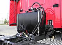 Гидравлика на тягач (гидрофикация тягача)