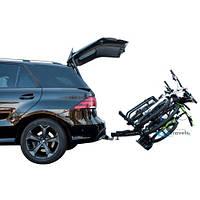 Велокрепление Aguri Active Bike 3 платформа на фаркоп 3 велосипеда