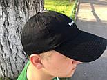 Кепка Cap by Supreme черная(бейсболка). Живое фото! (Реплика ААА+), фото 3