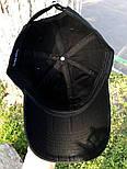 Кепка Cap by Supreme черная(бейсболка). Живое фото! (Реплика ААА+), фото 7