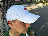 Кепка Cap by Supreme белая (бейсболка). Живое фото! (Реплика ААА+), фото 2