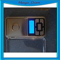 Карманные весы Pocket scale, ювелирные электронные весы