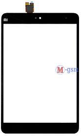 Тачскрин (сенсорный экран) Xiaomi MiPad 2 черный
