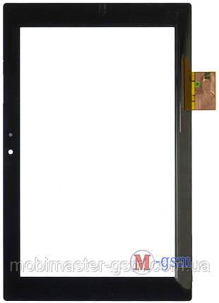 Тачскрин (сенсорный экран) Sony Xperia Tablet Z1  черный, фото 2