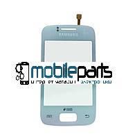 Оригинальный Сенсор (Тачскрин) для Samsung S6102 Galaxy Y Duos (Белый)