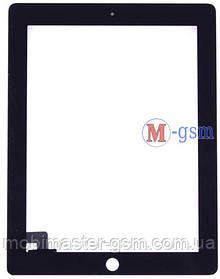 Тачскрин (сенсорный экран) iPad 2 black h/c черный