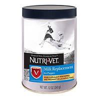 Заменитель молока Nutri-Vet Puppy Milk Replacement для щенков, 340 г