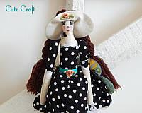 Мягкая кукла Tiffany handmade