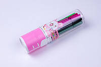 Фломастеры Aihao №1661-12A, 12 цветов в пластиковой колбе,