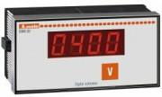 Цифровой однофазный амперметр и вольтметр DMK02