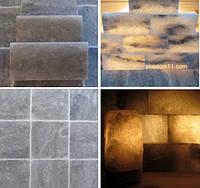 Плитка для соляных комнат из 100% соли.