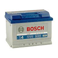 Аккумулятор BOSCH S4  6СТ-60 H Евро