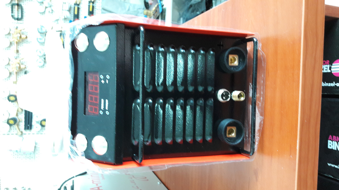 Сварочный инвертор SSVA-270+Аргон (TIG)