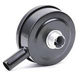 Воздушный фильтр для компрессора металлический корпус PT-0040 INTERTOOL PT-9074, фото 3