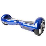 "Гироборд-електричний скутер 4400 мАч, колеса 6,5"" Blue INTERTOOL SS-0602, фото 3"