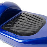 "Гироборд-електричний скутер 4400 мАч, колеса 6,5"" Blue INTERTOOL SS-0602, фото 4"