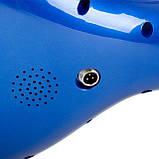 "Гироборд-скутер электрический. 4400 мАч, колеса 10"". Blue INTERTOOL SS-1002, фото 4"