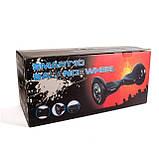 "Гироборд-скутер электрический. 4400 мАч, колеса 10"". Blue INTERTOOL SS-1002, фото 7"