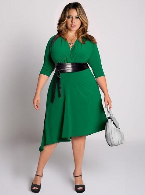 Одежда женская больших размеров