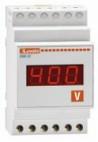 Однофазный вольтметр и амперметр DMK 82