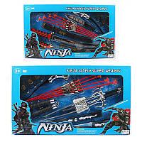 Игровой набор «Ниндзя» RZ1384-89