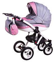 Детская коляска универсальная 2 в 1 «Aspena» 51L Adamex