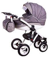 Детская коляска универсальная 2 в 1 «Aspena» 650K Adamex