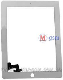 Тачскрин (сенсорный экран) iPad 2 copy белый