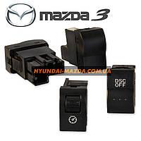Кнопки салона Mazda 3 BK