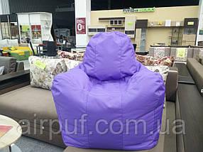 """Кресло-мешок """"Ferrari Sport"""" (ткань Оксфорд), размер 110*100 см, фото 2"""