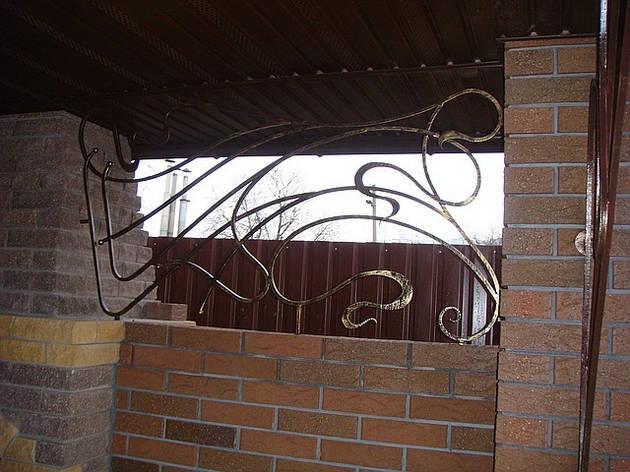 Решетки кованые, фото 2