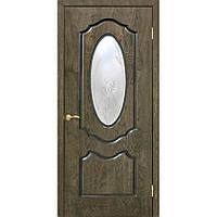 Двери шпонированные Оливия СС+КР дуб шервуд