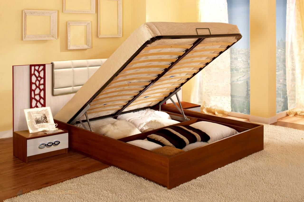 Кровать двуспальная Селеста 160 180
