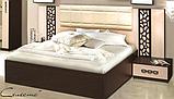 Кровать двуспальная Селеста 160 180, фото 2