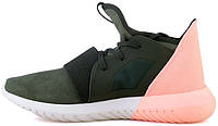 Женские кроссовки Adidas Originals Tubular Defiant Green/Pink